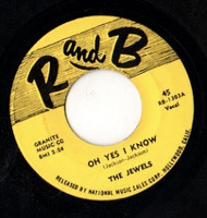 JEWELS - OH YES I KNOW