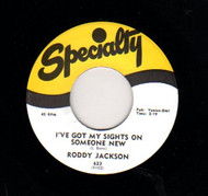 RODDY JACKSON - I'VE GOT MY SIGHTS ON SOMEONE NEW
