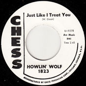 HOWLIN WOLF - JUST LIKE I TREAT YOU