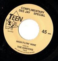 IGNITERS - HIGH FLYIN' WINE
