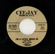 BETTY JAMES - I'M A LITTLE MIXED UP