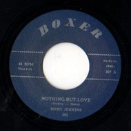 BOBO JENKINS - NOTHING BUT LOVE