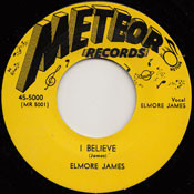 JAMES • ELMORE JAMES - I BELIEVE