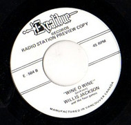 WILLIS JACKSON - WINE O WINE