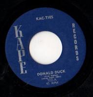 KAC-TIES - DONALD DUCK