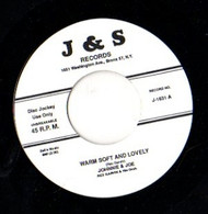 JOHNNIE AND JOE - WARM SOFT AND LOVELY