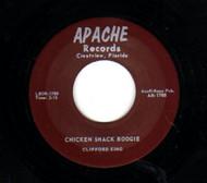 CLIFFORD KING - CHICKEN SHACK BOOGIE