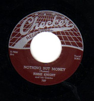 JESSIE KNIGHT - NOTHING BUT MONEY