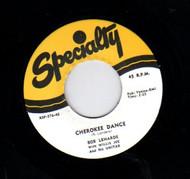 BOB LENARDE ( BOB LANDERS) - CHEROKEE DANCE