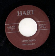 KING CROONERS - LONELY NIGHTS