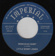 LITTLE SONNY JONES - WINEHEAD BABY