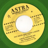 LOUIS JORDAN - FAT BACK AND CORN LIQUOR