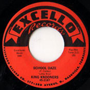 KING KROONERS - SCHOOL DAZE