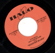 LIGHTNIN' SLIM - ROOSTER BLUES (HALO) 45