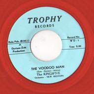KINGS FIVE - THE VOODOO MAN