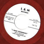JAMES WASHINGTON LEE - I NEED SOMEBODY