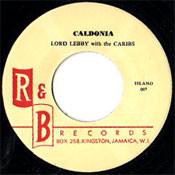 LORD LEBBY - CALDONIA