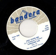 LONESOME LEE - CRY OVER ME