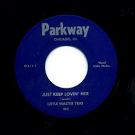 LITTLE WALTER - KEEP LOVIN' HER