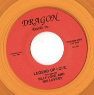 BILLY LOVE AND THE LOVERS - LEGEND OF LOVE