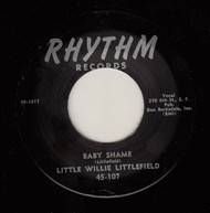 LITTLE WILLIE LITTLEFIELD - BABY SHAME