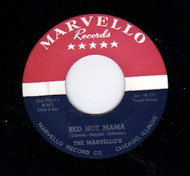 MARVELLOS - RED HOT MAMA