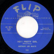 ARTHUR LEE MAYE - HEY! PRETTY GIRL