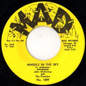 JOHN McKINNEY AND PREMIERS - ANGELS IN THE SKY