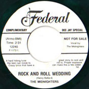 MIDNIGHTERS - ROCK AND ROLL WEDDING