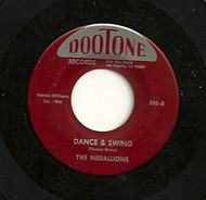MEDALLIONS - DANCE AND SWING