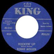 RONNIE MOLEEN - ROCKIN' UP