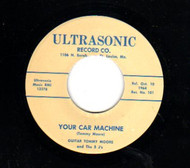 GUITAR TOMMY MOORE - YOUR CAR MACHINE