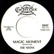 NEONS - MAGIC MOMENT