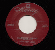 WOO WOO MOORE - SOMETHINGS WRONG
