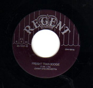 JOHNNY OTIS - FREIGHT TRAIN BOOGIE
