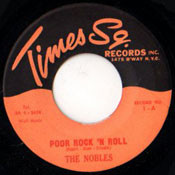 NOBLES - POOR ROCK N' ROLL