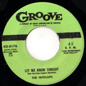 NITECAPS - LET ME KNOW TONIGHT