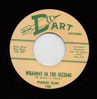 PIANO SLIM - WHAMMY IN THE GIZZMO