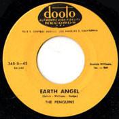 PENGUINS - EARTH ANGEL/ HEY SENORITA