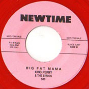 KING PERRY AND LYRICS - BIG FAT MAMA