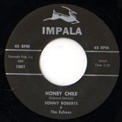 SONNY ROBERTS AND ECHOES - HONEY CHILE