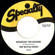 ROYAL KINGS - BOUNCIN' THE BOOGIE