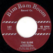 SCHOOLBOYS - THE SLIDE
