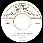 ROBINS - LET'S GO TO THE DANCE