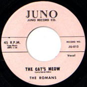 ROMANS - THE CAT'S MEOW