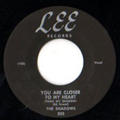SHADOWS - YOU ARE CLOSER TO MY HEART
