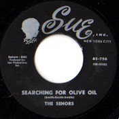 SENORS - SEARCHING FOR OLIVE OIL