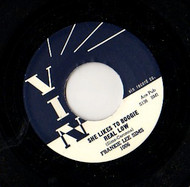 FRANKIE LEE SIMS - SHE LIKES TO BOOGIE REAL LOW