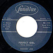 SMOKEY JOE - PERFECT GIRL