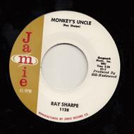 RAY SHARPE - MONKEY'S UNCLE
